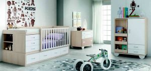 Decoración infantil habitaciones en Montequinto
