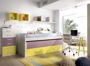 habitacion juvenil montequinto