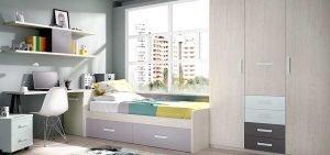 Habitaciones juveniles en Sevilla